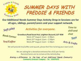 Summer Days with Freddie & Friends