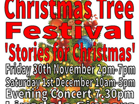 LB Mencap at the Christmas Tree Festival