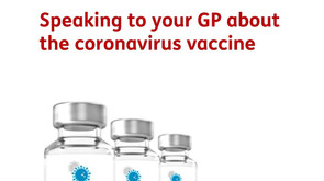 Easy-read documents about the COVID-19 vaccination