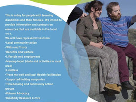 Mencap Information Event in Leighton Buzzard