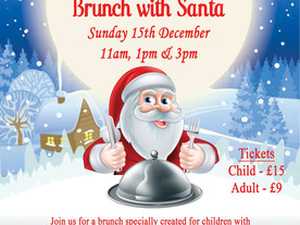 Autism & Sensory Friendly Brunch with Santa