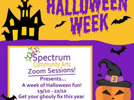 It's Halloween Week at Spectrum