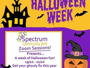 It's Halloween Week at Spectrum