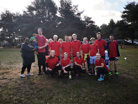 LB Mencap at the Rushmere parkrun