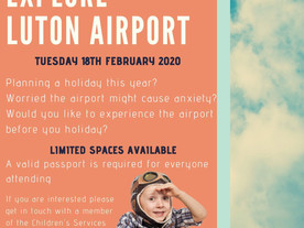Explore Luton Airport