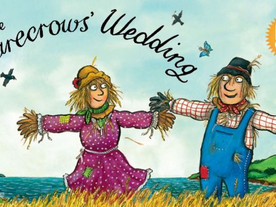 Relaxed performance of  'The Scarecrows' Wedding' at The Stables