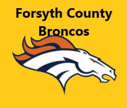Forsyth County Broncos