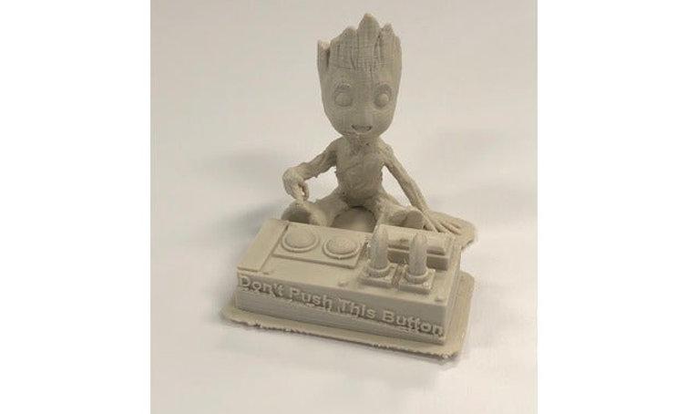 Unpainted Baby Groot