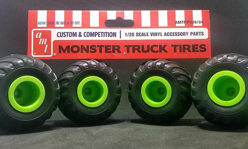 SXC24 Monster Truck Wheels