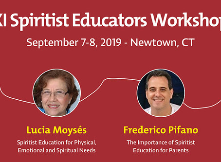 Workshop for Spiritist Educators