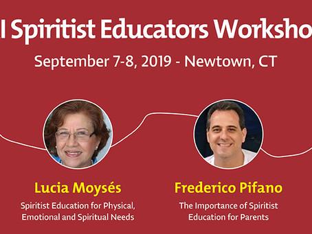 Workshop for Spiritist Educators