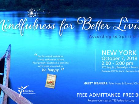 Mindfulness For Better Living