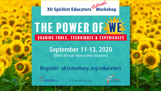 XII Spiritist Educators Workshop - Virtual