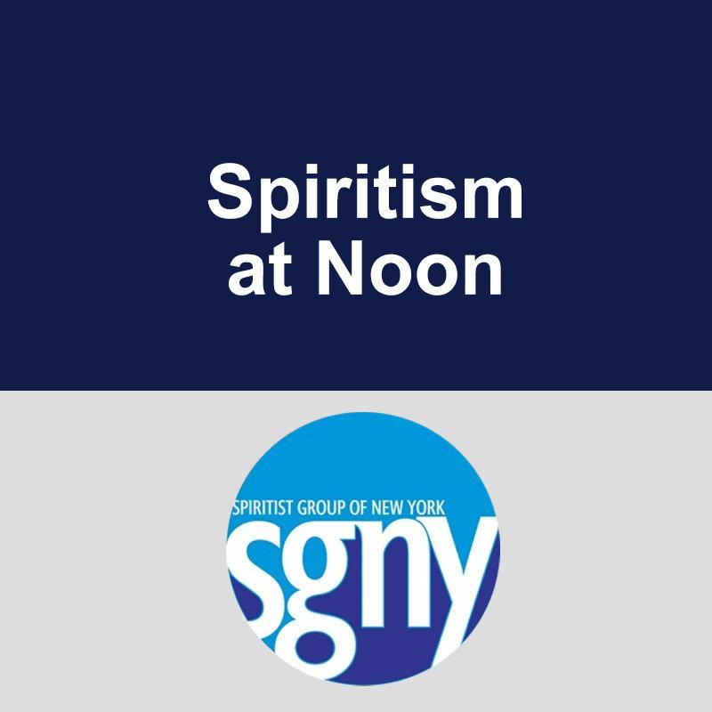Spiritism At Noon