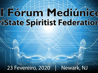 2020 Forum Mediunico - Portuguese event