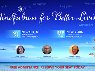 Mindfulness For Better Living Workshops