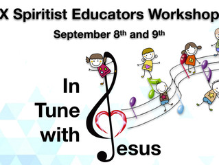 X Spiritist Educators Workshop - September 8-9, 2018