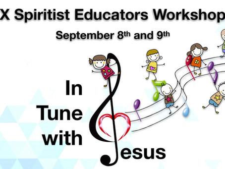 X Spiritist Educators Workshop - September 8-9, 2018