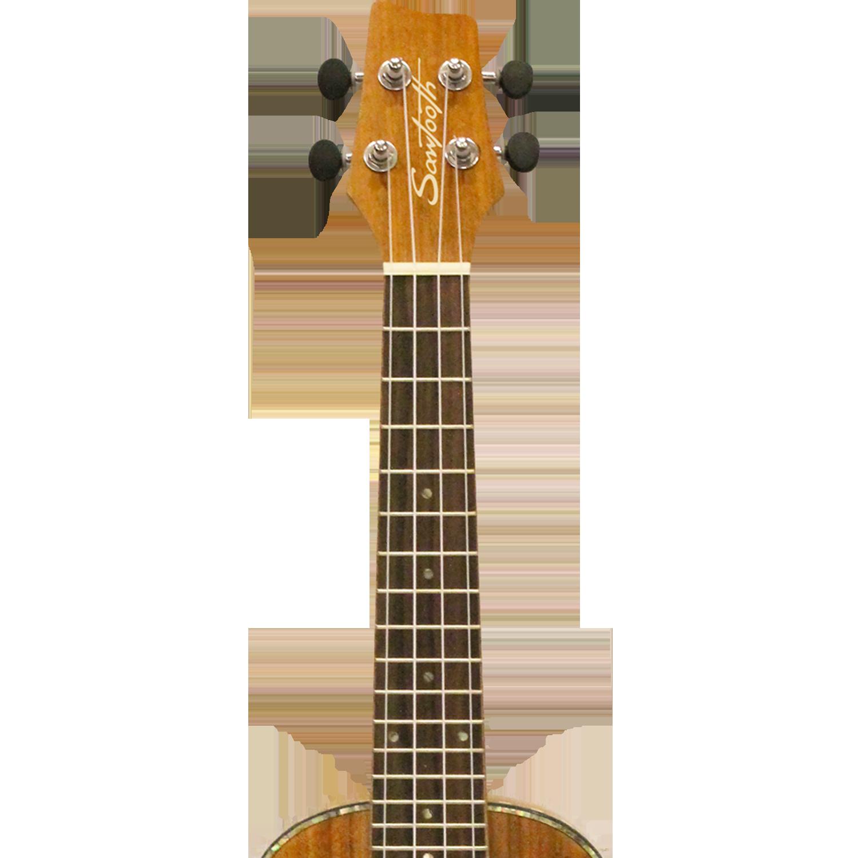 Koa/Acacia Ukulele Neck