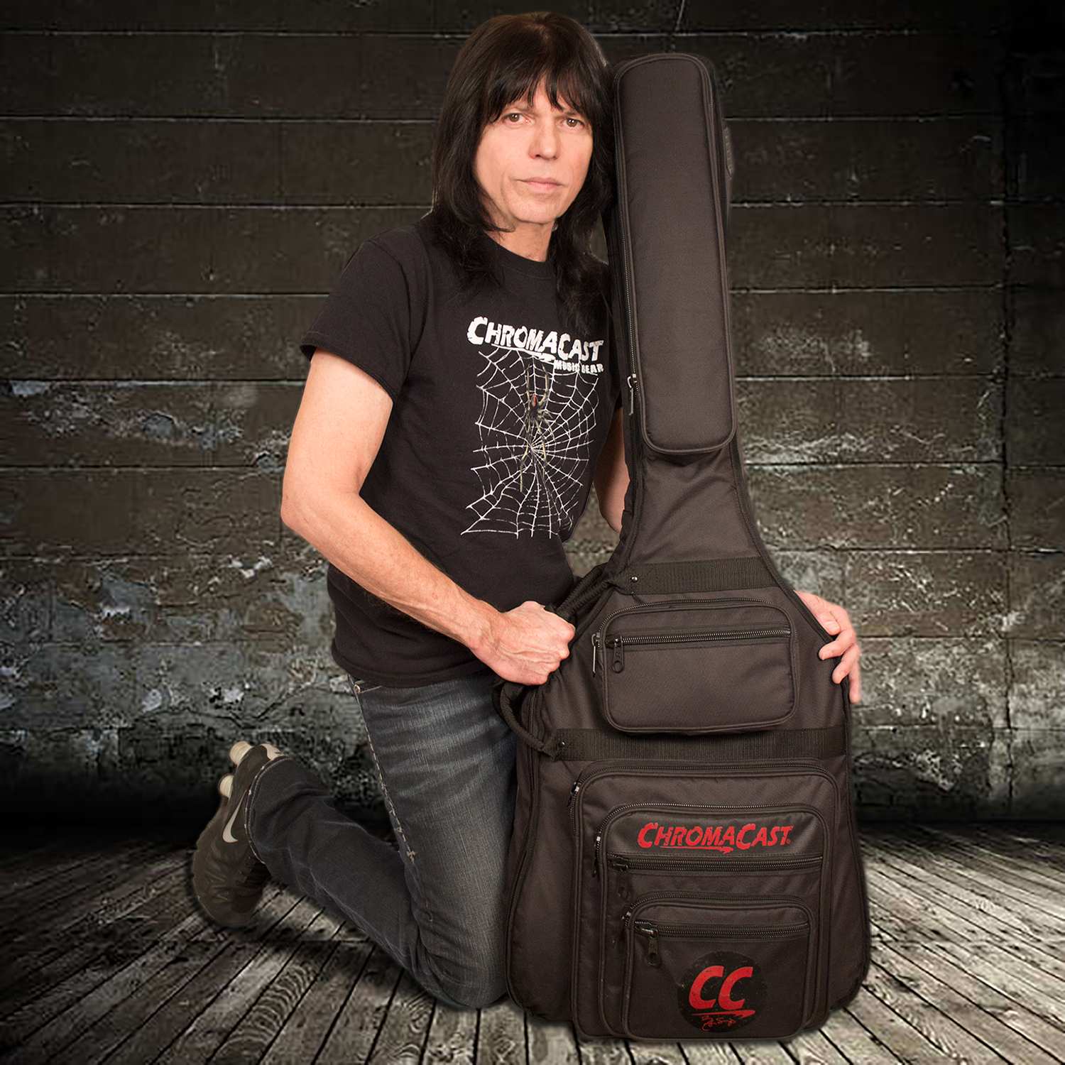 Pro Series Rudy Sarzo Signature Bag