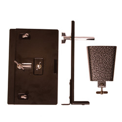 Foot Pedal Accessory Bracket&Cowbell