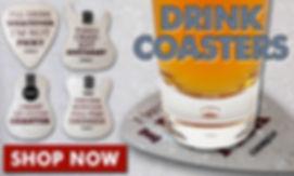 ChromaCast Coasters/Lifestyle