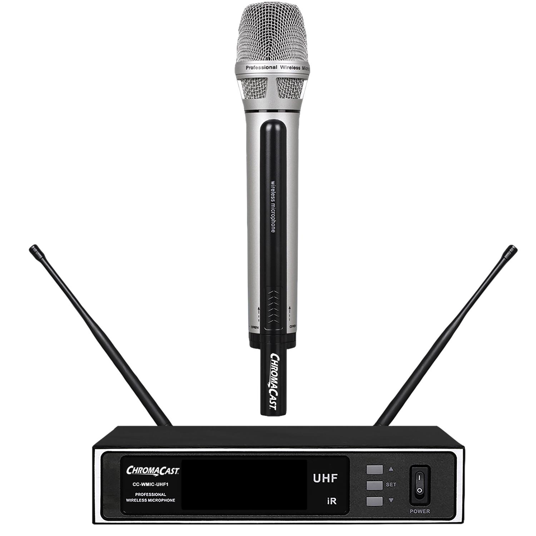 Single Ch UHF Wireless Mic System