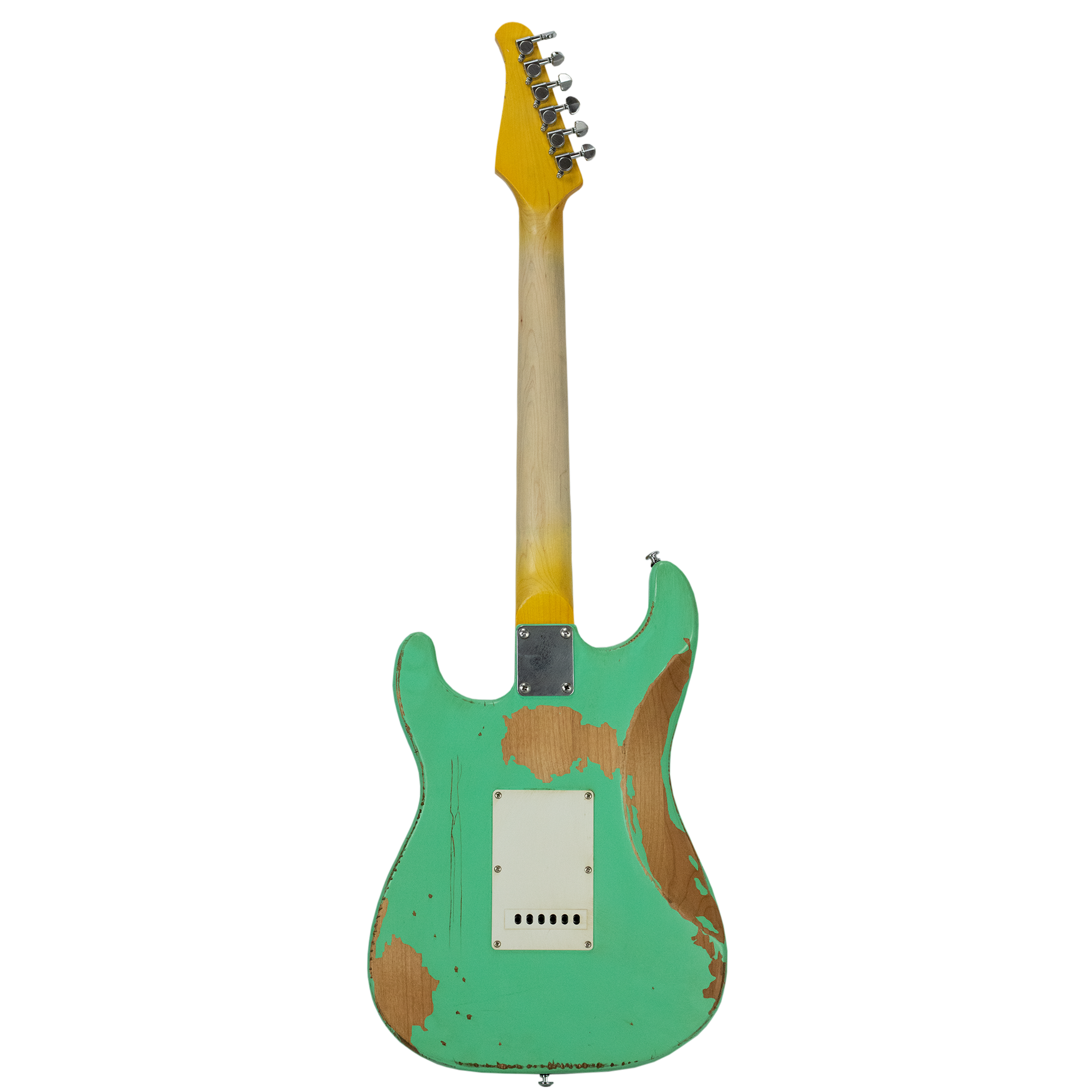 Surf Green ES Relic with Tortoise Pickguard
