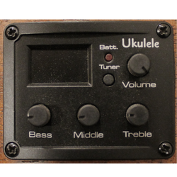 3 Band Pre-Amp with Tuner