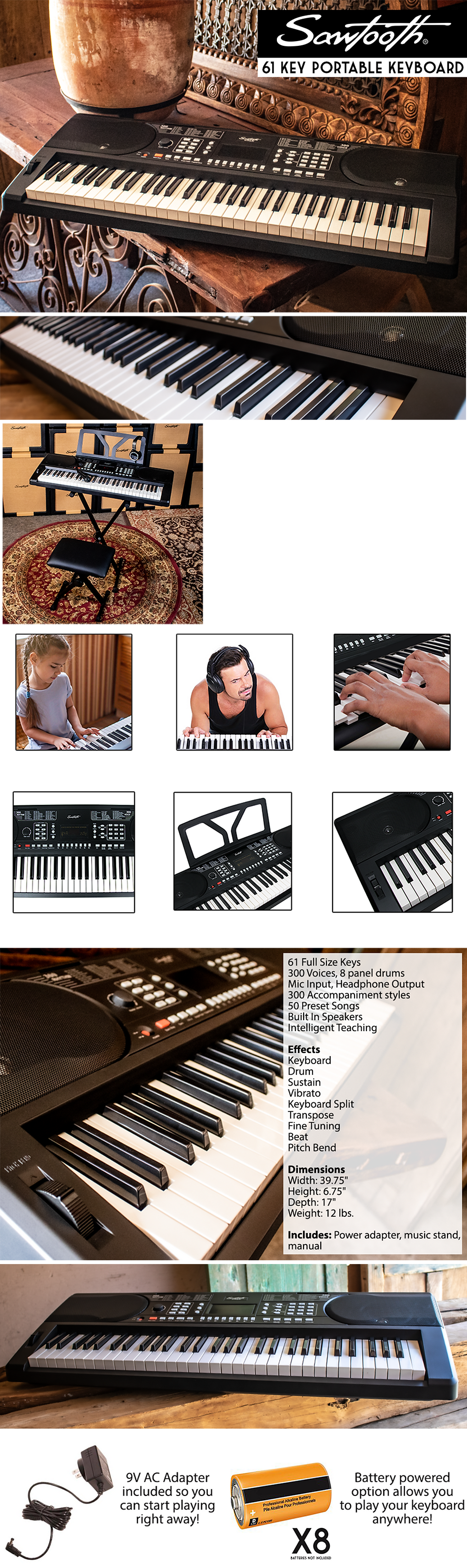 61 Key Keyboard Rich Data.png