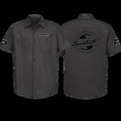 Sawtooth Short Sleeve Work Shirt