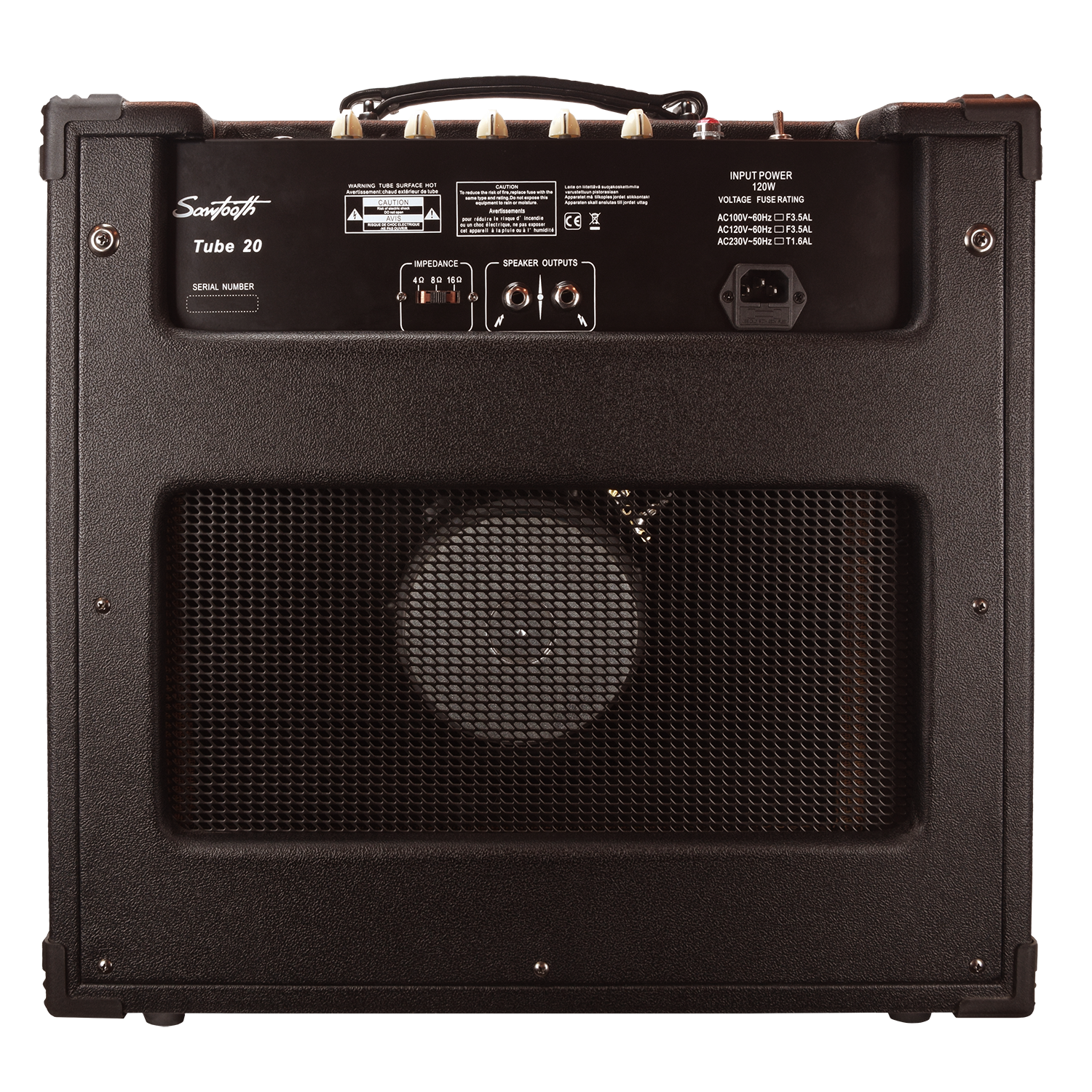 20 Watt Tube Combo Amp