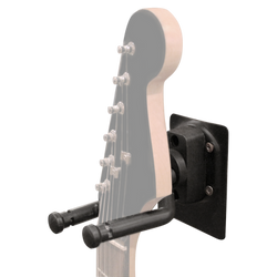 Wall hanger with Electric Guitar