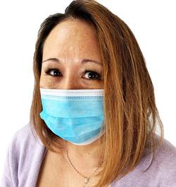 ChromaCast Defense Face Mask