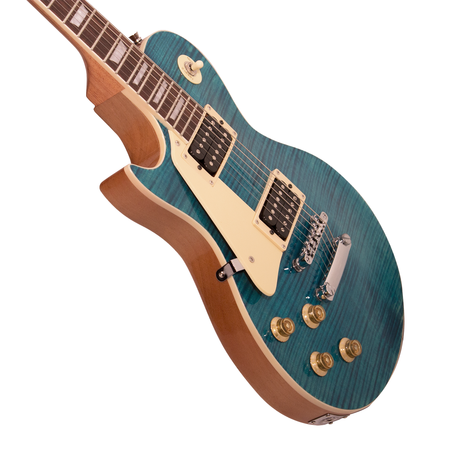 H58S Cali Blue Flame, Left Handed