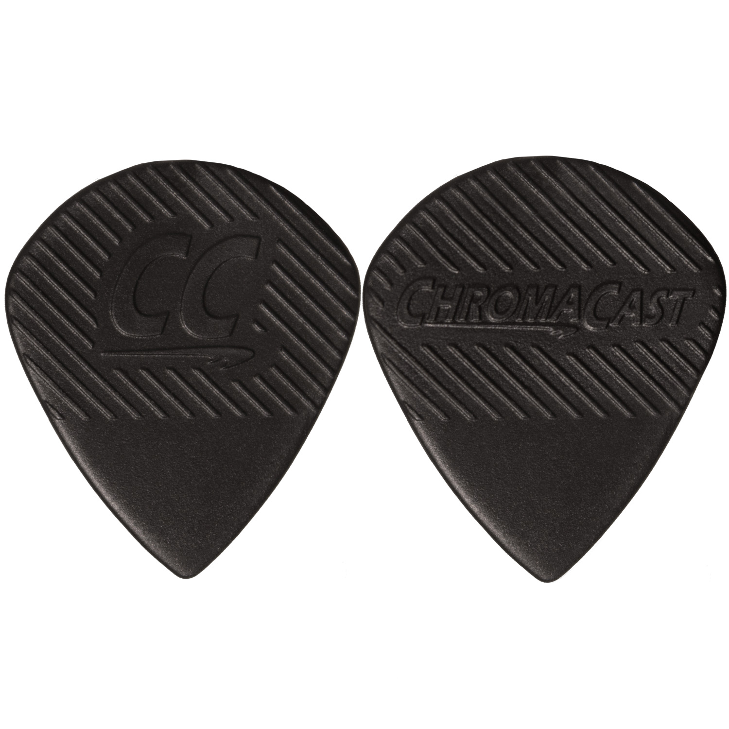ChromaCast 1.4mm Nylon Jazz Picks