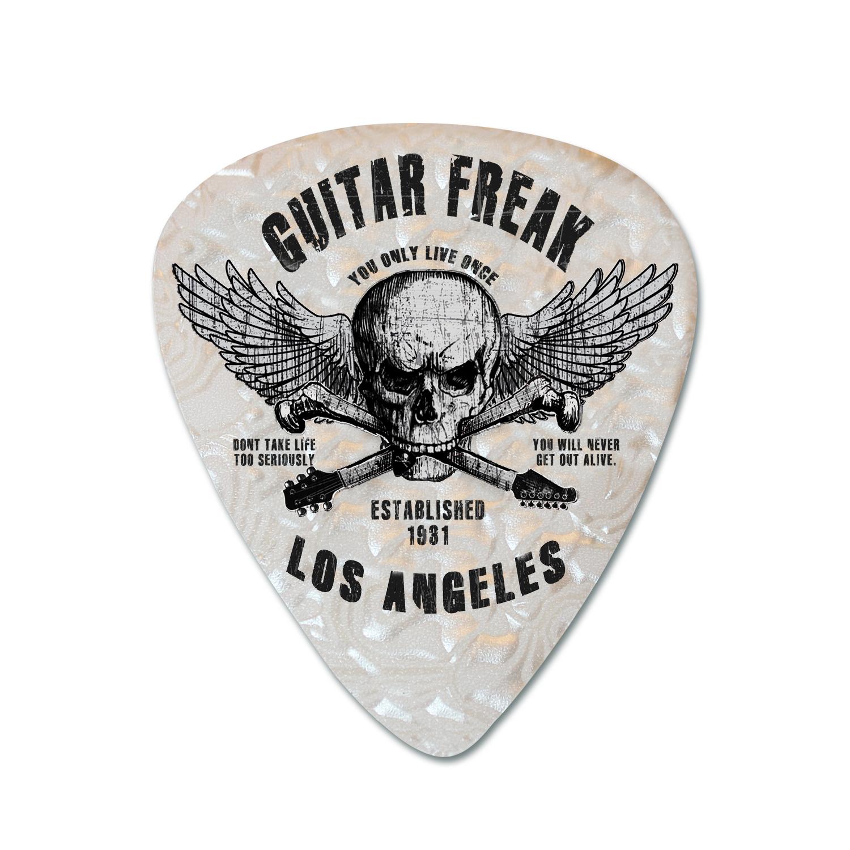 Guitar Freak Pick Shaped Coasters
