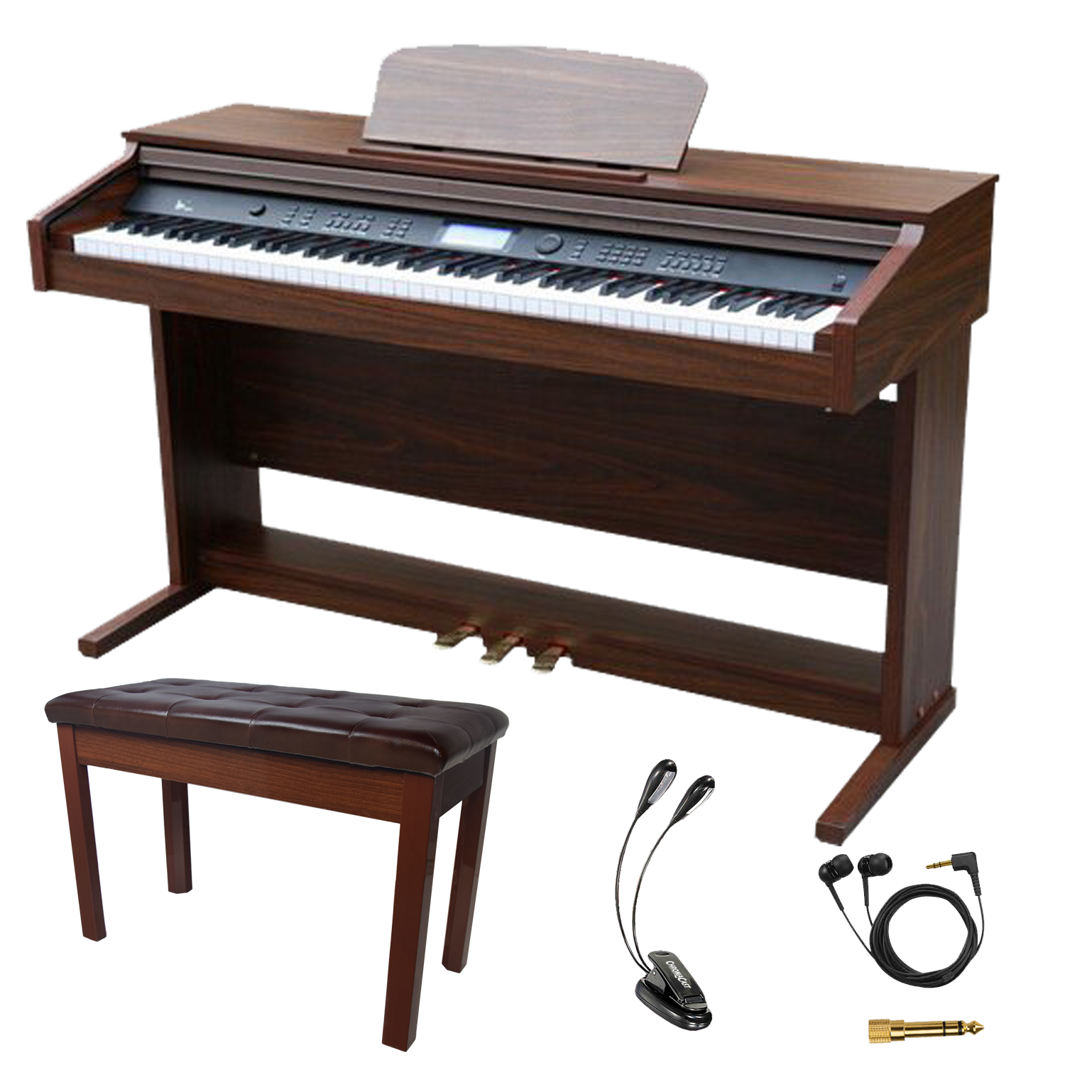 Weighted 88 Key Digital Piano Kit
