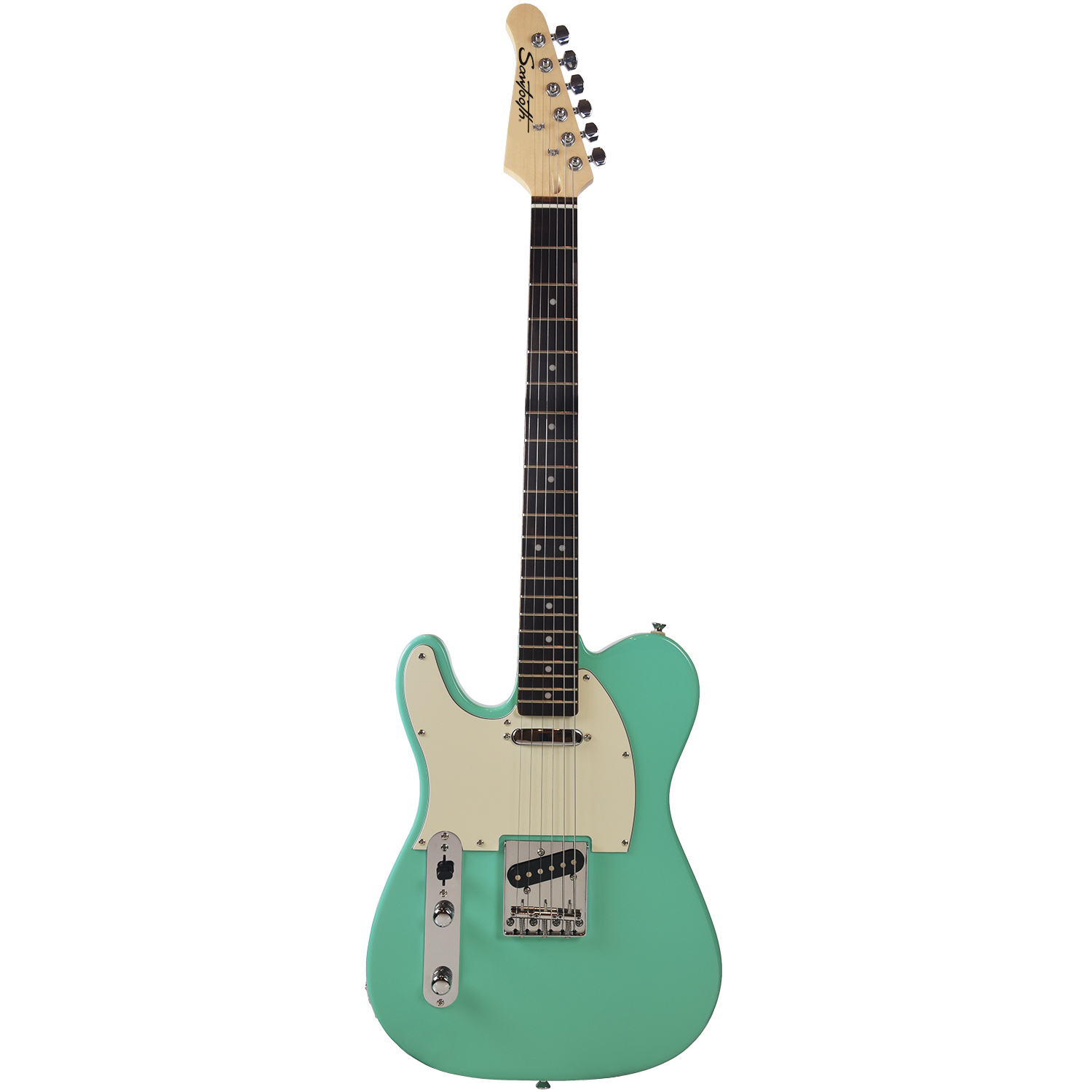 Surf Green, Left-Handed