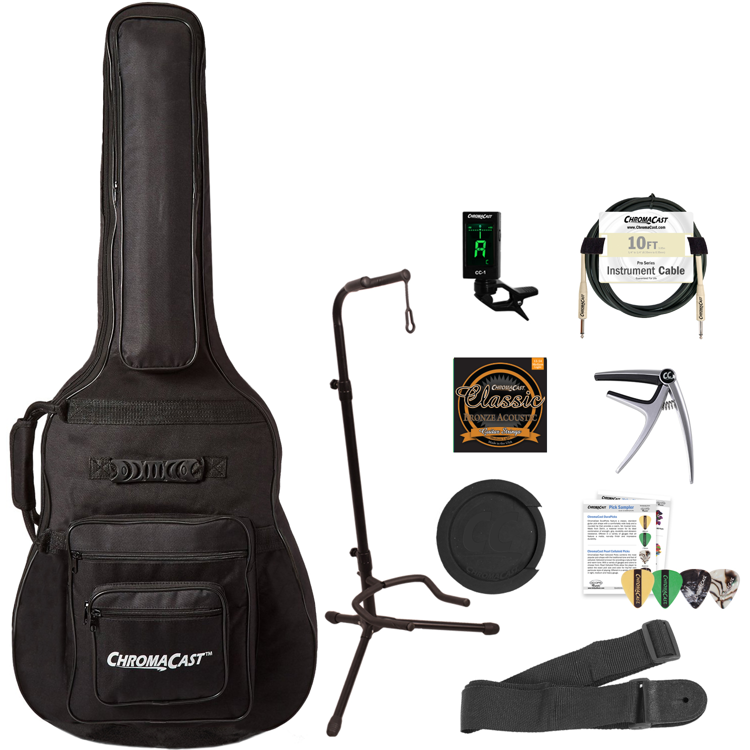 Acoustic-Electric Performer's Pack