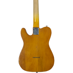 Natural ET Relic with Tortoise Pickguard