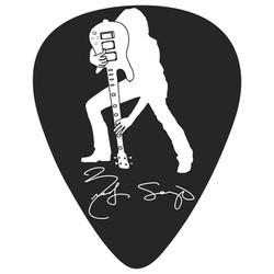 Rudy Sarzo Signature Guitar Pick