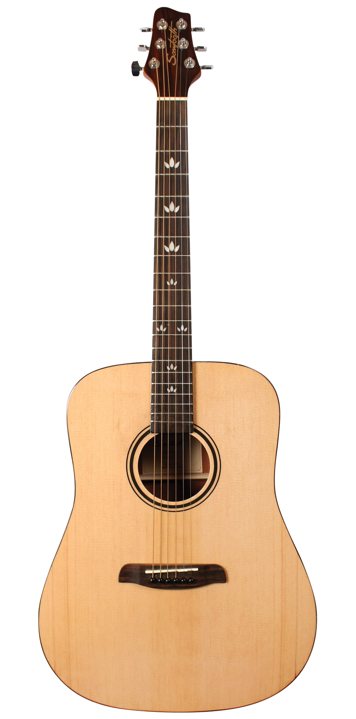 Natural with No Pickguard