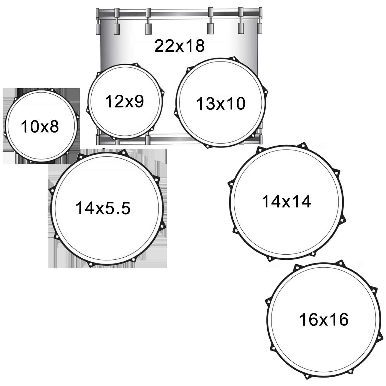 drum config