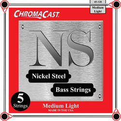 Bass 5 String - Medium Light Gauge