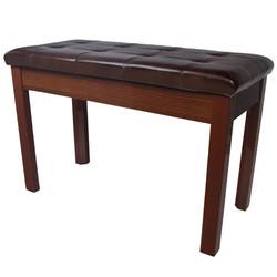 Double Seat Bench - Walnut