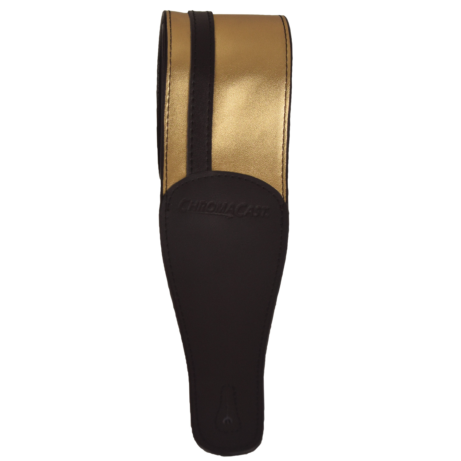 Gold & Black Speed Series Strap