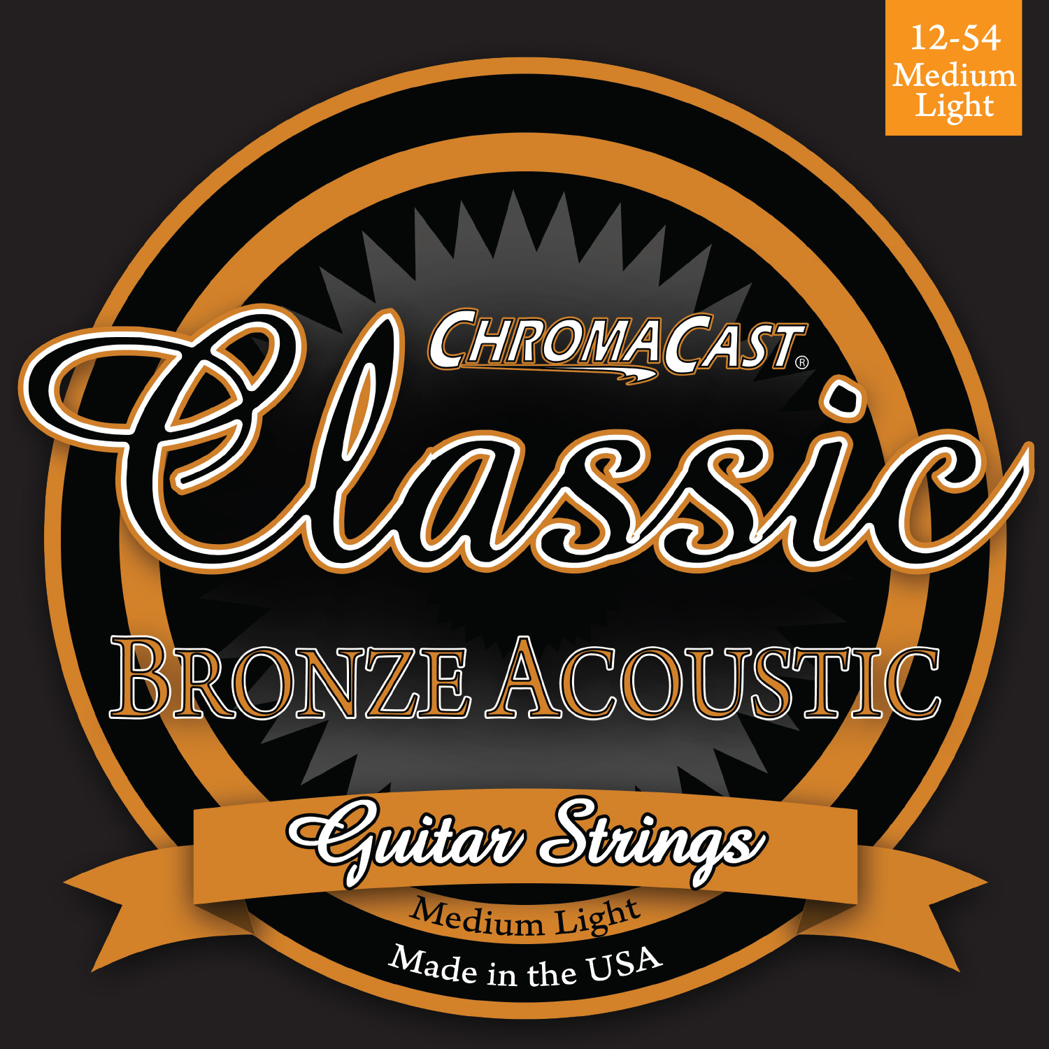 Acoustic Strings- Medium Light