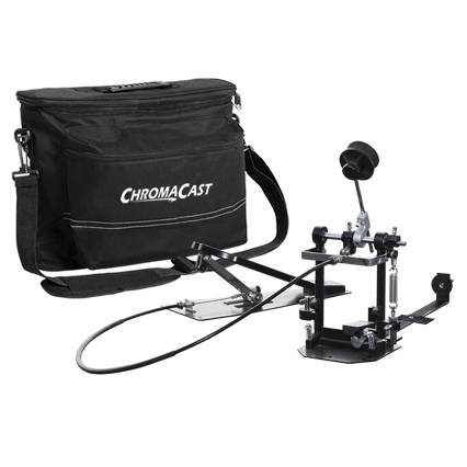 ChromaCast Cajon Pedal & Bag