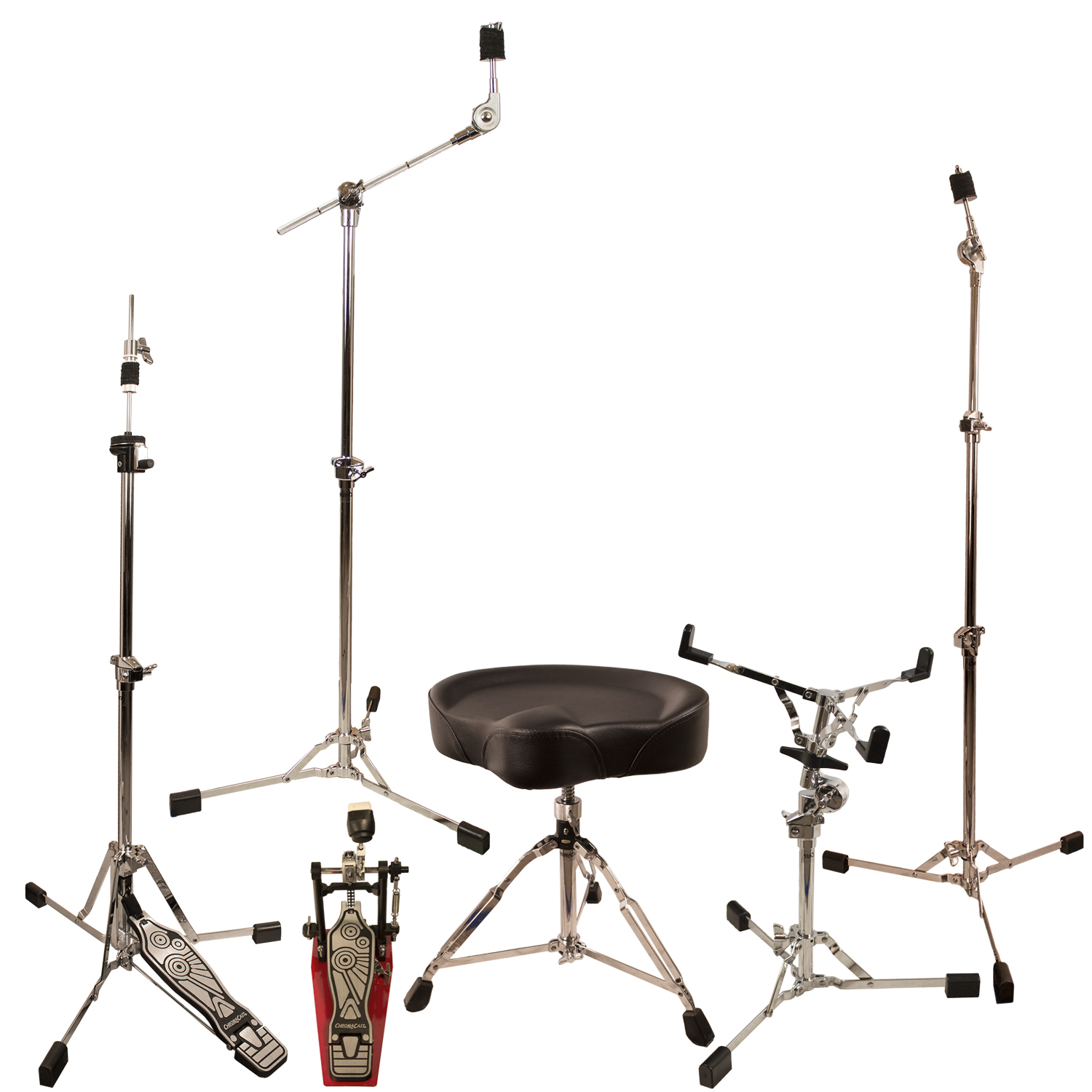 Hardware Pack w Pro Pedal & Throne